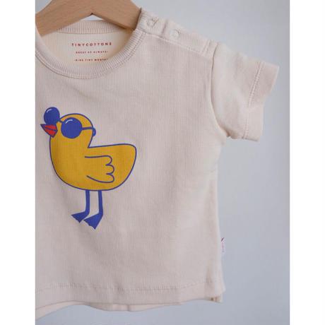 TINYCOTTONS TINY BIRD BABY TEE(9m,12m)