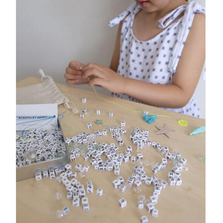 ATSUYO ET AKiKO DIY Accessories set Cosmic Star(全3色)