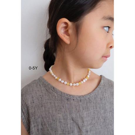 Nirrimis Pearly Necklace Kids 0-5Y(全2色)