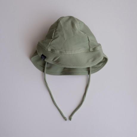 BEACH&BANDITS RIBBED HAT(全4色)