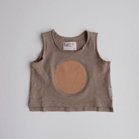 piupiuchick baby sleeveless t´shirts(12m,18m)