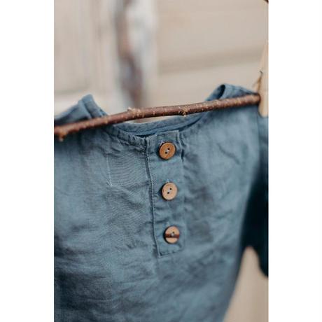 LA PETITE ALICE Linen Shirt Charlie(4-5y,5-6y)