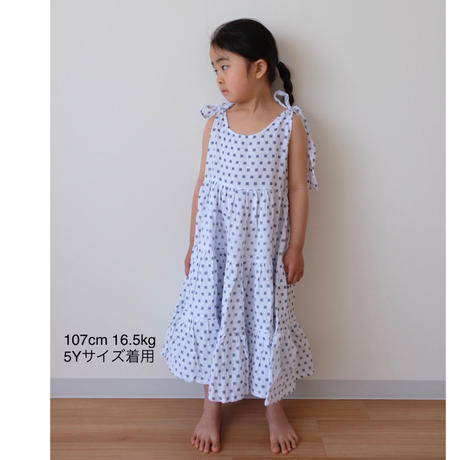 YOLI & OTIS JAANA DRESS(3Y,4Y,5Y,6Y,8Y)