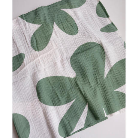 TANINAKA Printed Wrap - Botanika