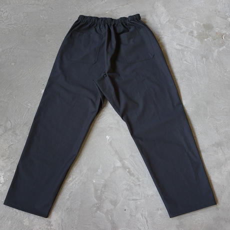 ACTIVE EASY PANTS BURBERRY CLOTH BLACK