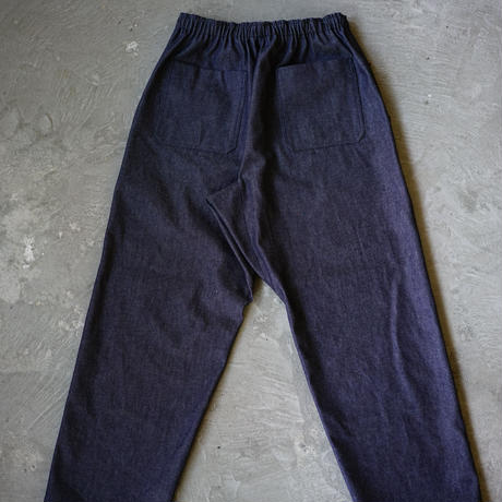 ACTIVE EASY PANTS 10oz DENIM