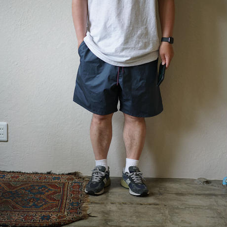 ACTIVE BAGGY SHORTS PIGMENT DYED TWILL