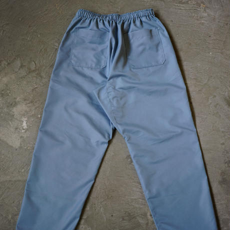 ACTIVE EASY PANTS T/C BURBERRY CLOTH WR