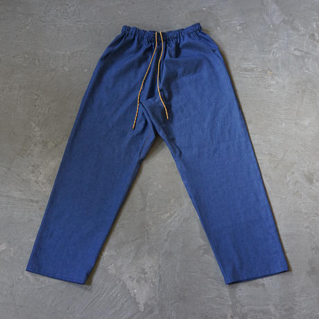 ACTIVE EASY PANTS LIGHT DENIM