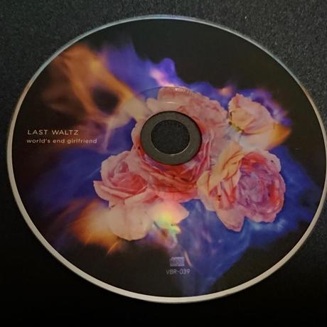 【花束+音楽DLコード+CD】Close to you + LAST WALTZ[CD] / world's end girlfriend & arbluem【C】