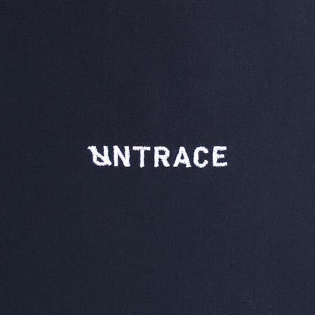 UNTRACE BOX STRETCH SMOCK L/S   (Navy)