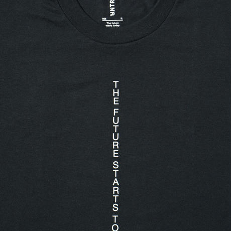 UNTRACE TFST S/S (Black×Glow)