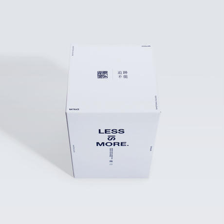 UNTRACE × 松徳硝子 うすはり 酎ハイグラス