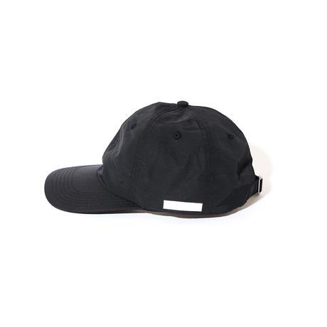 UNTRACE 6P NYLON CAP (Black)