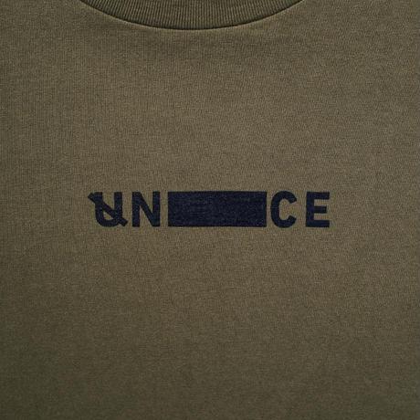 UNTRACE SKETCH.02 S/S (Army×Black)