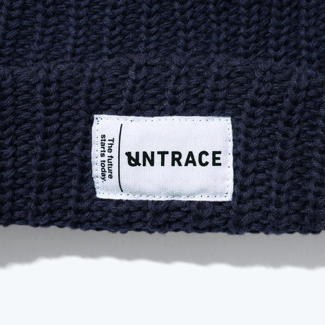 UNTRACE BEANEY (Navy)