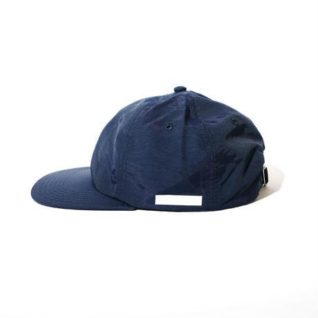 UNTRACE 6P NYLON CAP (Navy)