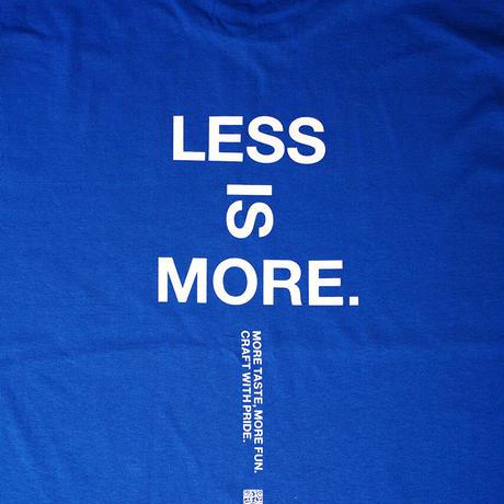 UNTRACE x 松徳硝子 LESS IS MORE S/S (Blue×White)