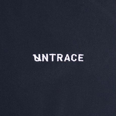 UNTRACE BOX STRETCH SMOCK S/S  (Navy)