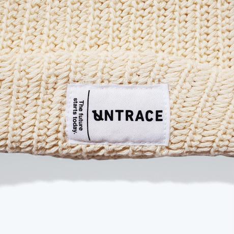 UNTRACE BEANEY (Cream)