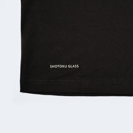 UNTRACE x 松徳硝子 LESS IS MORE L/S (Black)