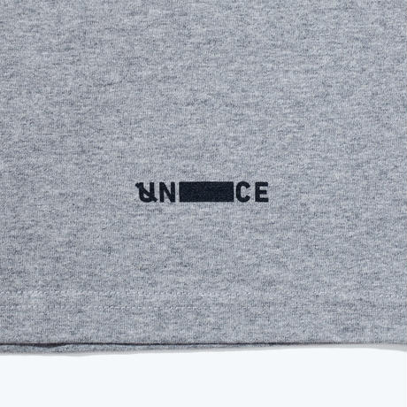 UNTRACE SKETCH.01 S/S (Gray×Black)
