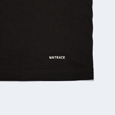 UNTRACE x 松徳硝子 LESS IS MORE S/S (Black×Glow)
