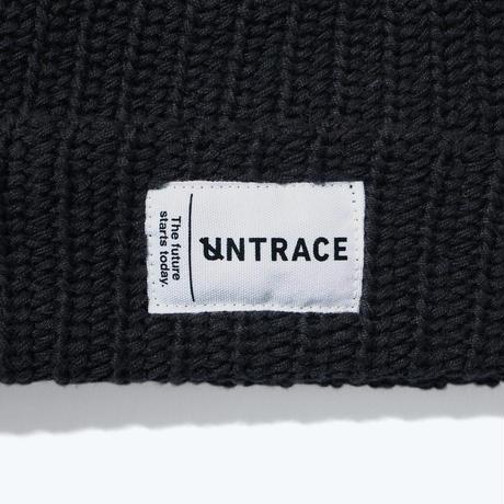 UNTRACE BEANEY (Black)