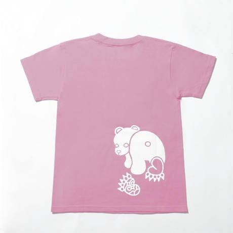 Tシャツ【ピンク】