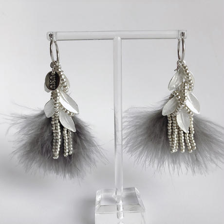 feather (dark gray)