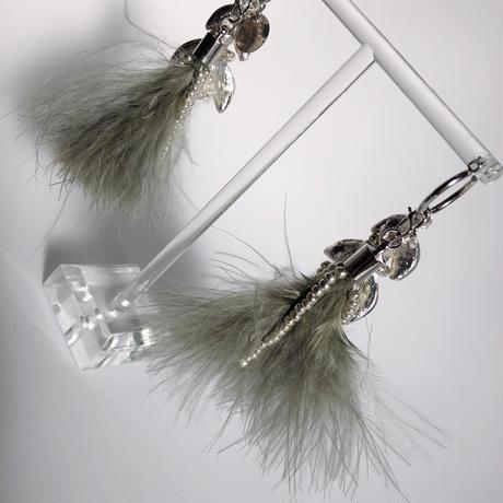 feather (ash khaki)
