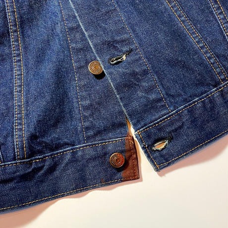 1960〜70's Levi's 70505 Big E Denim Jacket