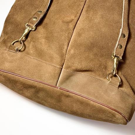 1970's L.L.Bean Suede Bag
