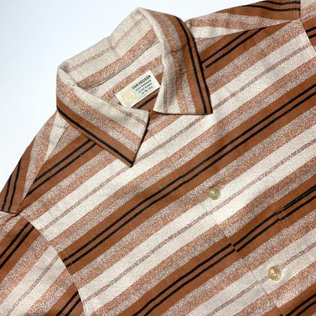 1950's VAN HEUSEN Flannel L/S Shirt Deadstock