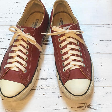 1990's CONVERSE ALL STAR Low Leather
