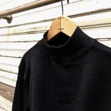 1970's US.NAVY GOB Sweater Deadstock