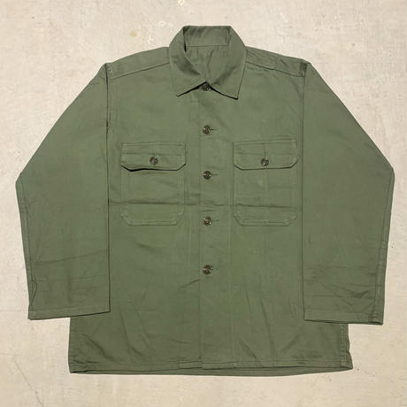 1960's US.ARMY Utility 3rd Jacket Deadstock