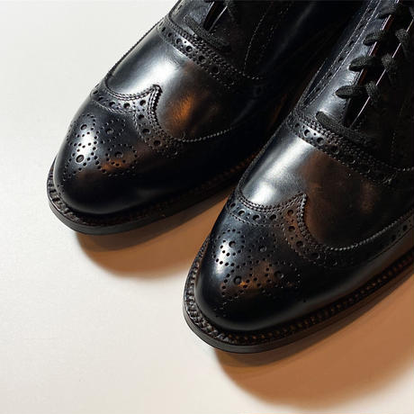 1940〜50's HAWARD&FOSTER Leather Shoes Deadstock