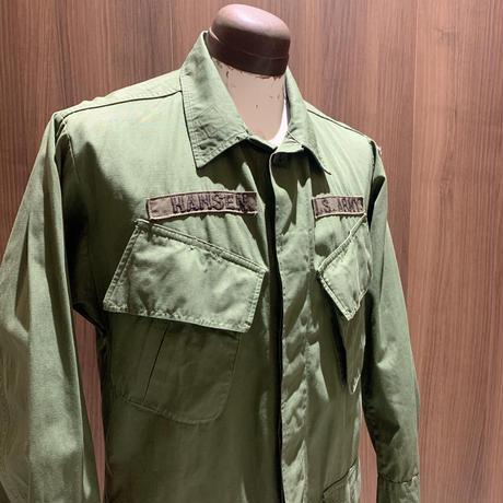1960's US.ARMY Jungle Fatigue 3rd Jacket