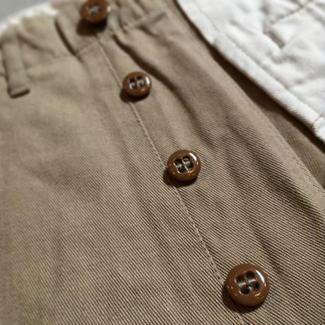 1940〜50's US.ARMY Chino Trousers