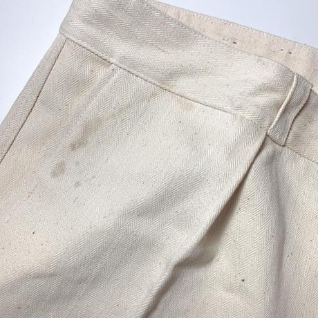 1950's〜 VETRA Herringborn Trousers Deadstock