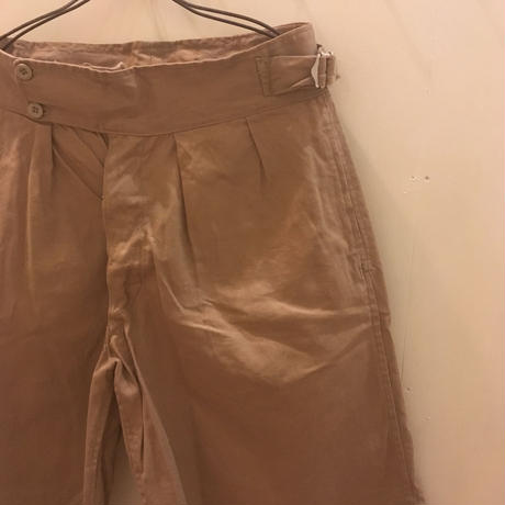 1970's British Army Gurkha Short Pants