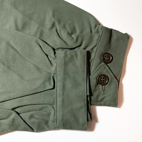 1950〜60's French Army Anorak Parka Deadstock