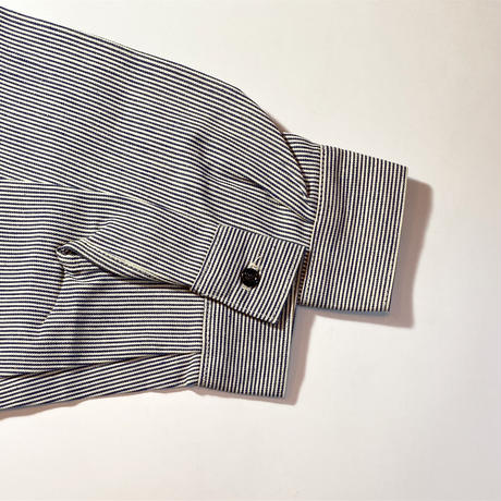 1980's〜 FIVE BROTHER Hickory L/S Shirt Deadstock
