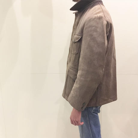 1930's〜 French Unknown Hunting Jacket