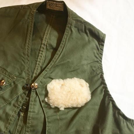 1960's〜 L.L.Bean Fishing Vest