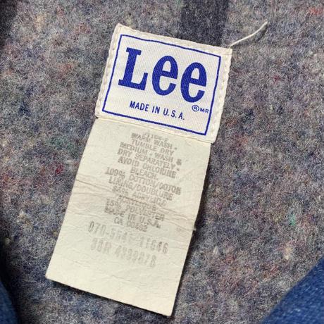 1970's Lee 81-LJ Denim Coverall