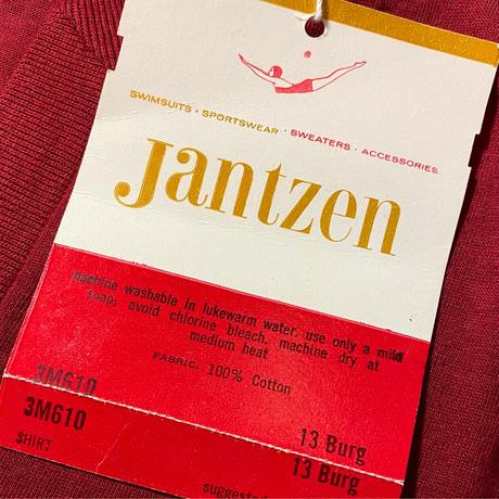 1960's〜 Jantzen Tee Deadstock