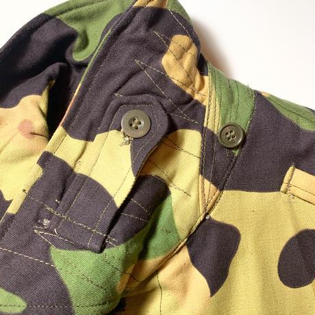 1960's Czecho Slovakia Army Salamander Camo Coat