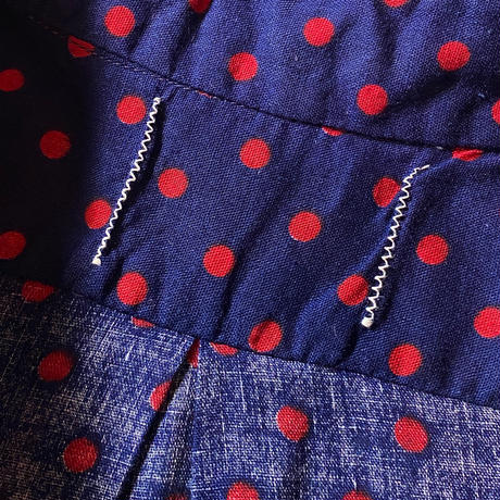 1960's Unknown Dots L/S Shirt